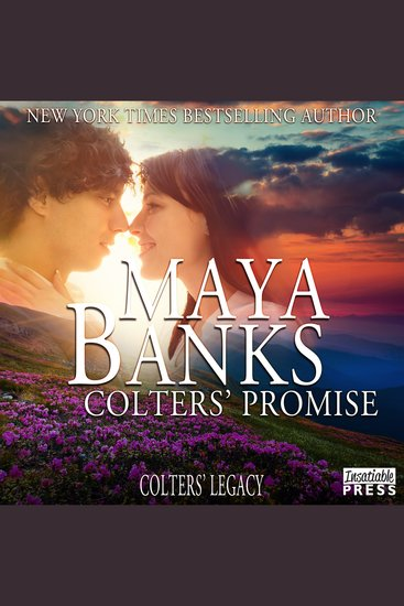 Colters' Promise - Colter's Legacy Book 4 - cover
