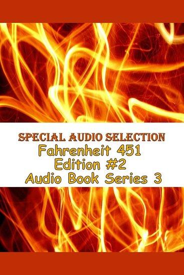 Fahrenheit 451 Edition #2 Audio Book Series 3 - cover