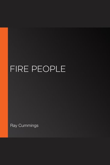 Fire People - cover