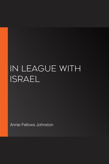 In League With Israel - cover