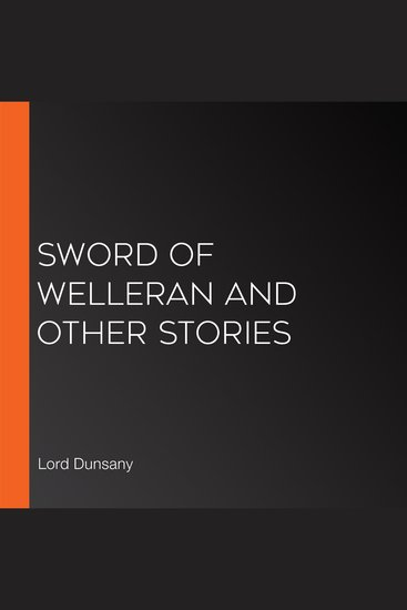 Sword of Welleran and Other Stories - cover