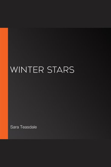 Winter Stars - cover