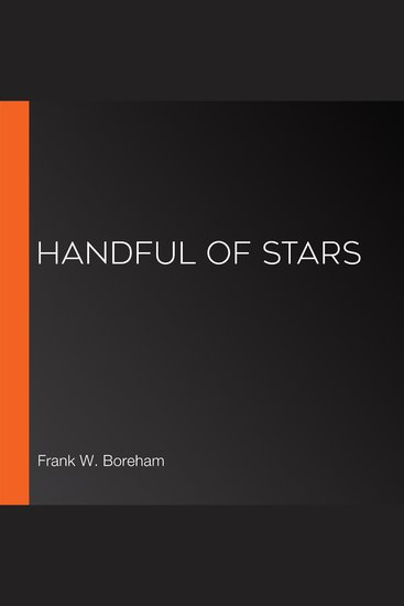 Handful of Stars - cover