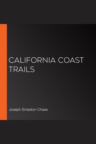 California Coast Trails - cover