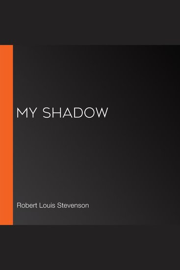 My Shadow - cover