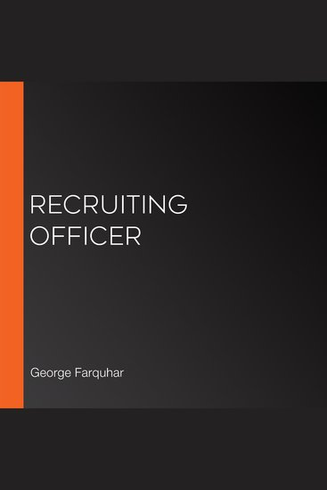 Recruiting Officer - cover