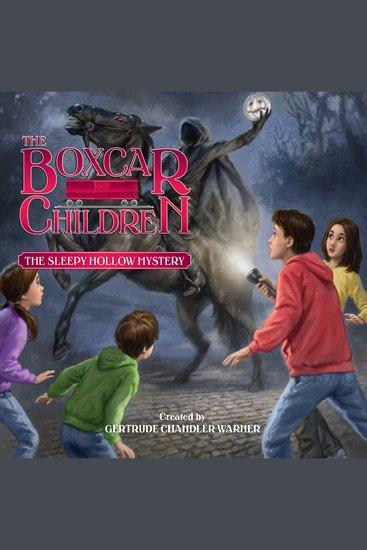 The Sleepy Hollow Mystery - cover