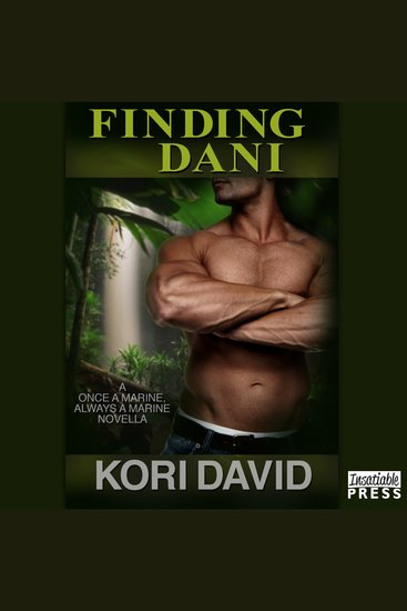 Finding Dani - Once a Marine Always a Marine Novella Book 3 - cover
