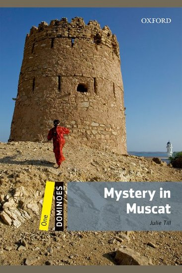 Mystery in Muscat - cover