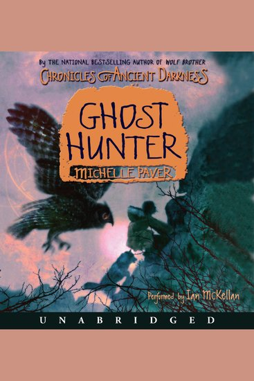 Chronicles of Ancient Darkness: Ghost Hunter - cover
