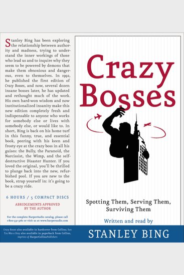 Crazy Bosses and Sun Tzu - cover
