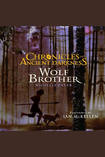 Chronicles of Ancient Darkness: Wolf Brother - cover