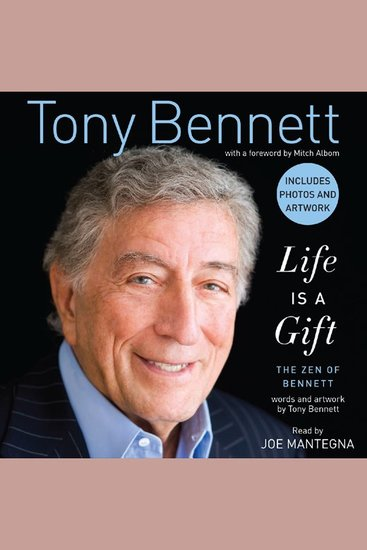 Life is a Gift - The Zen of Bennett - cover