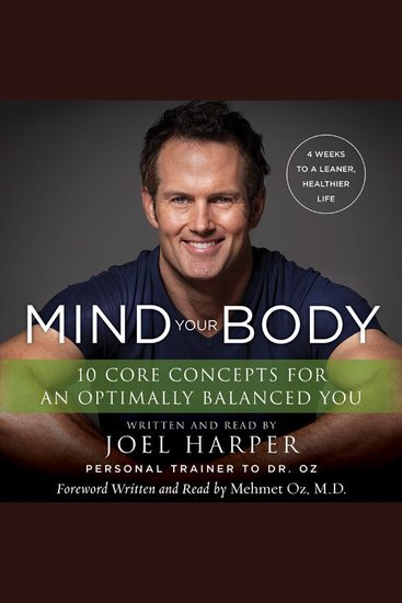 Mind Your Body - 4 Weeks to a Leaner Healthier Life - cover