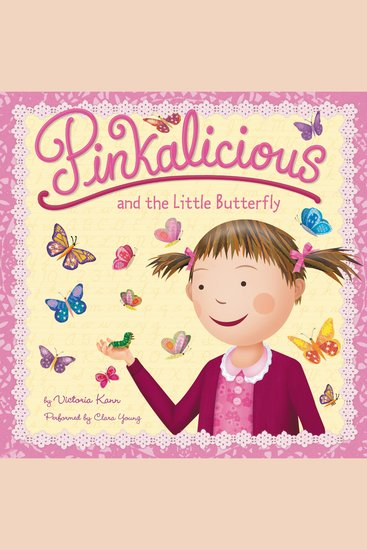 Pinkalicious and the Little Butterfly - cover