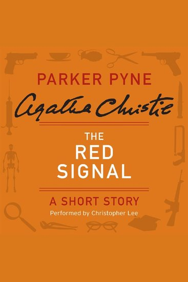 The Red Signal - A Parker Pyne Short Story - cover