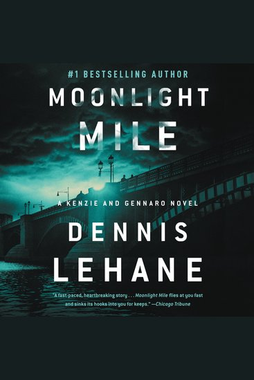 Moonlight Mile - cover