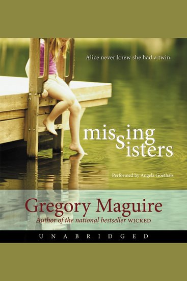 Missing Sisters - cover