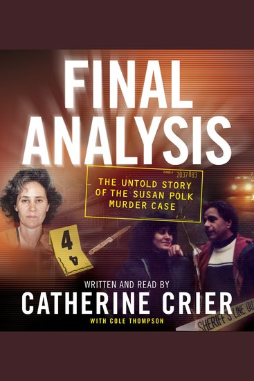 Final Analysis - cover