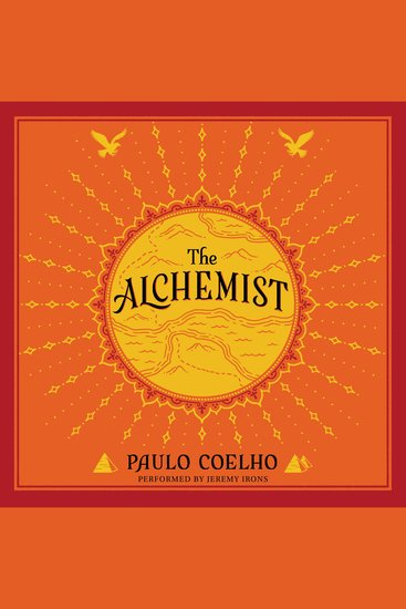 The Alchemist - cover
