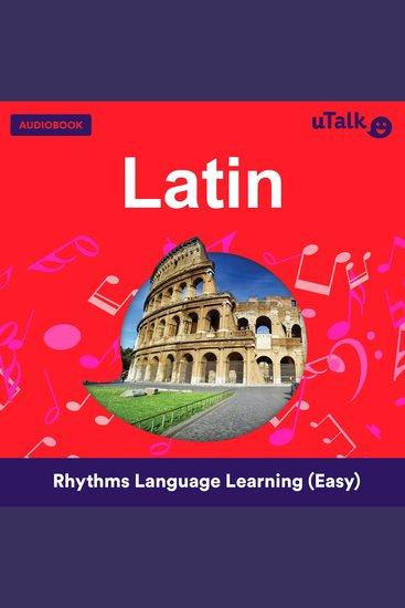 uTalk Latin - cover