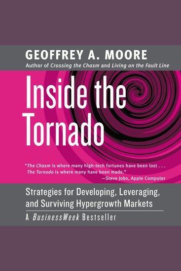 Inside the Tornado - cover