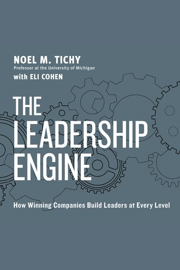 The Leadership Engine - cover