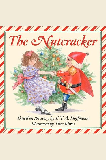The Story of the Nutcracker Audio - cover