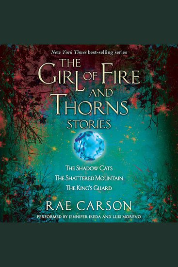 The Girl of Fire and Thorns Stories - cover
