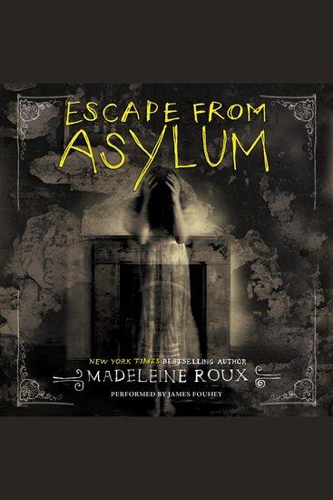 Escape from Asylum - cover