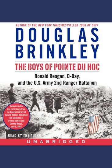 The Boys of Pointe du Hoc - cover