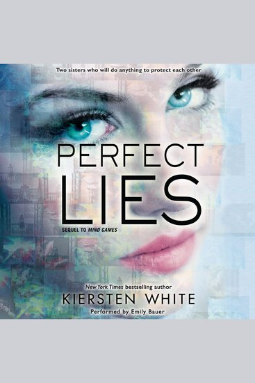 Perfect Lies - cover