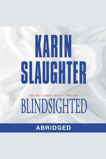Blindsighted - cover