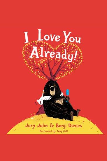 I Love You Already! - cover