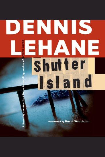 Shutter Island - cover