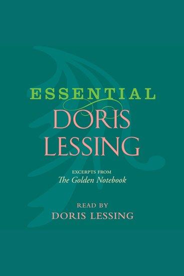 Essential Doris Lessing - cover