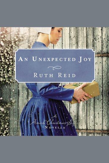 Unexpected Joy An - cover