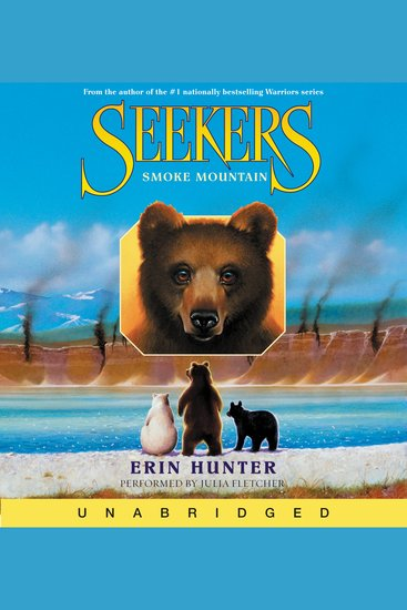 Seekers #3: Smoke Mountain - cover