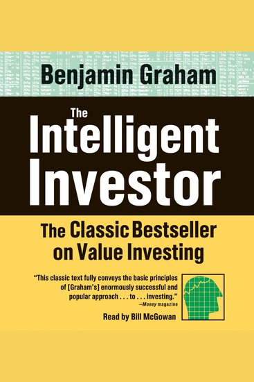 The Intelligent Investor - cover