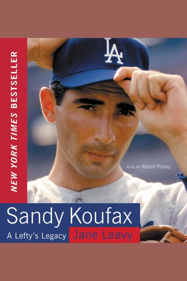 Sandy Koufax - cover