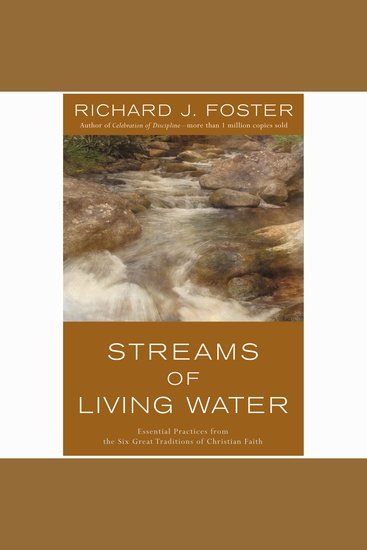 Streams of living water - cover