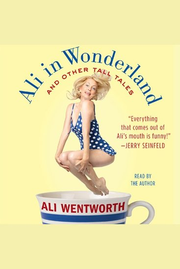 Ali in Wonderland - And Other Tall Tales - cover