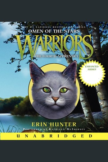 Warriors: Omen of the Stars #1: The Fourth Apprentice - cover