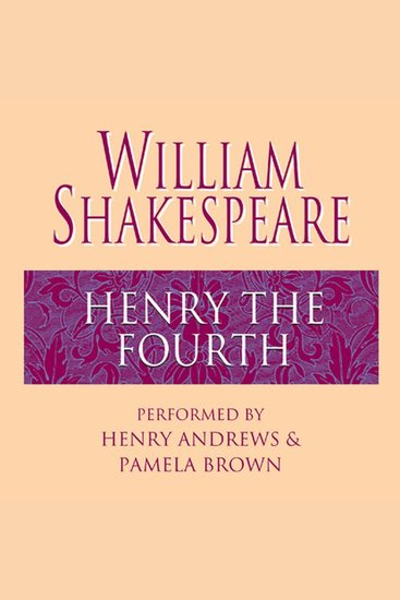 Henry the Fourth - cover
