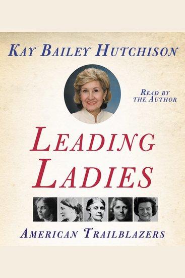 Leading Ladies - cover