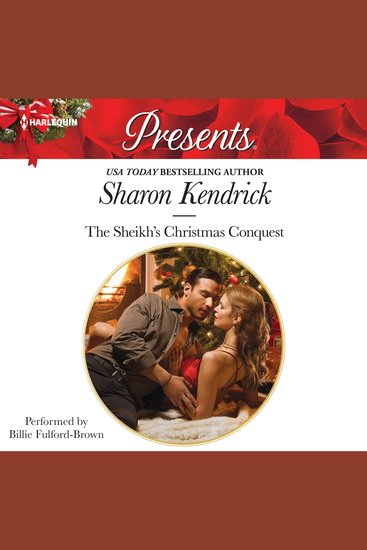 The Sheikh's Christmas Conquest - cover