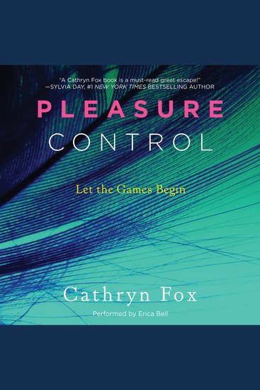 Pleasure Control - cover