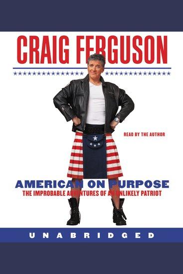 American on Purpose - cover