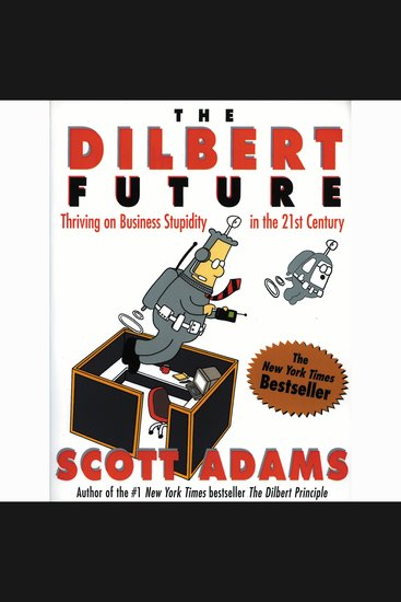 Dilbert future - cover