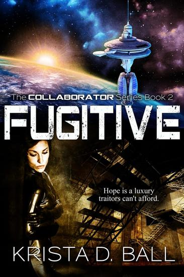Fugitive - Collaborator #2 - cover